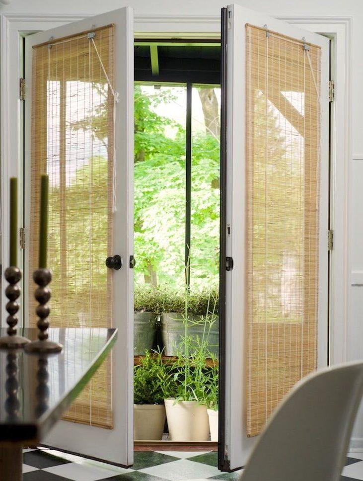шторы на дверной проем фото декор