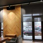 рулонные шторы полупрозрачные