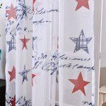 шторы со звездами дизайн фото