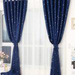 шторы со звездами фото декора