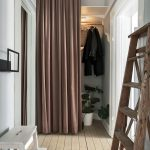 шторы в гардеробную вместо дверей декор