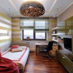 шторы в комнату подростка мальчика фото оформления
