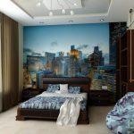 шторы в комнату подростка мальчика идеи декора