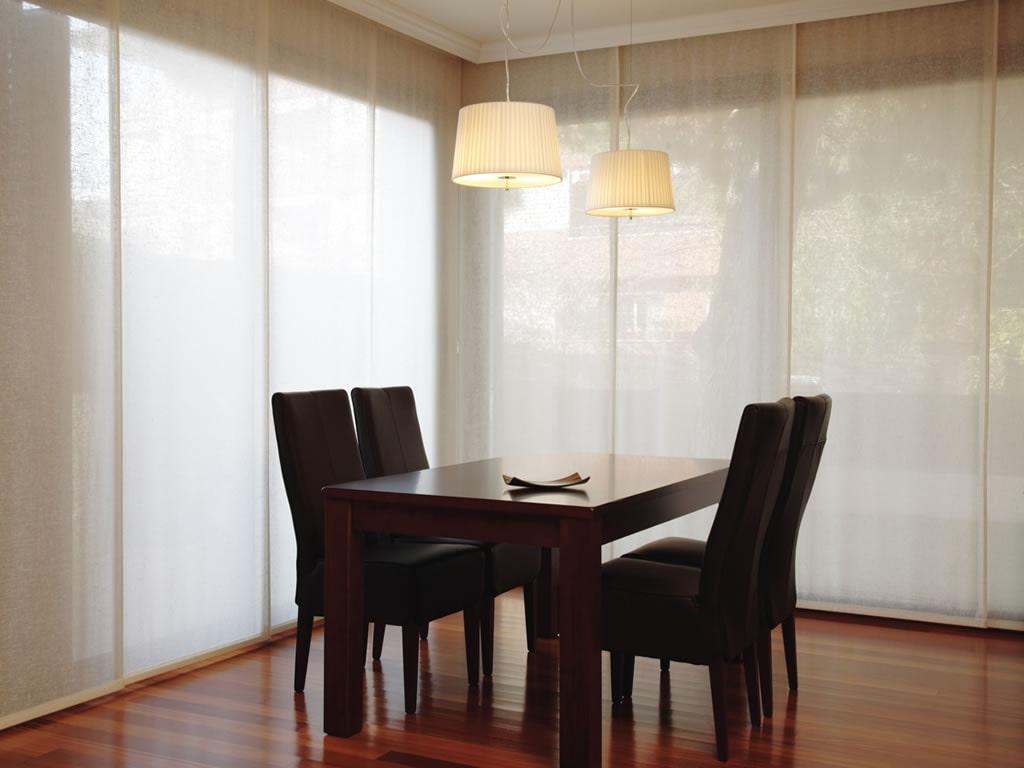 японские шторы идеи фото