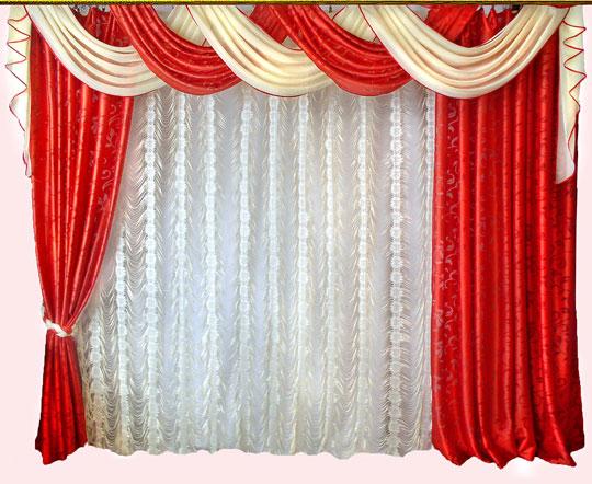 перекиды шторы аксессуары