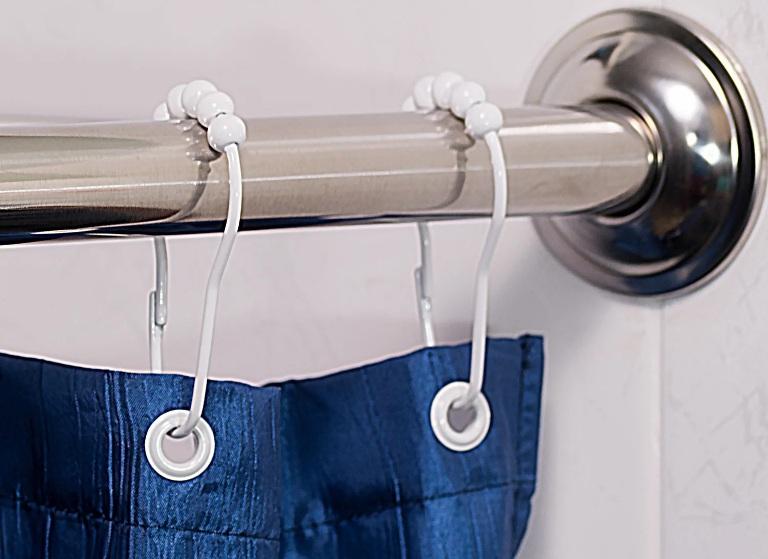 угловые шторки для ванной