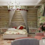 выбираем комплект из штор и покрывала для спальни фото идеи