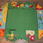 развивающий коврик для детей 1-3 года