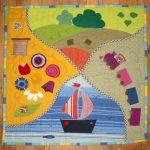 развивающий коврик для детей до 3 лет