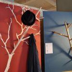 вешалка из дерева своими руками интерьер