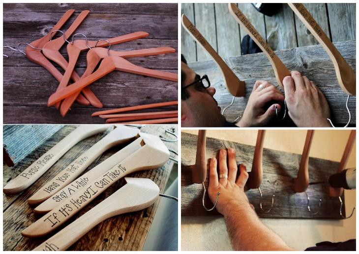 вешалка из дерева своими руками идеи дизайна