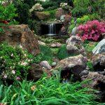 водопад своими руками фото варианты