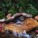 водопад своими руками фото видов