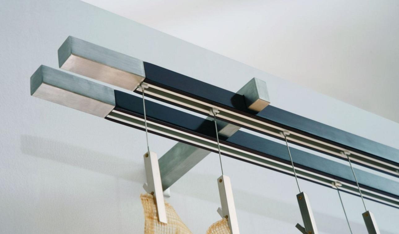алюминиевые карнизы для штор