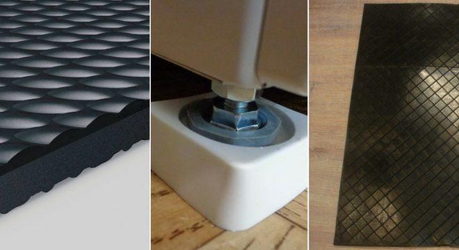 подставки и коврики для стиральной машины