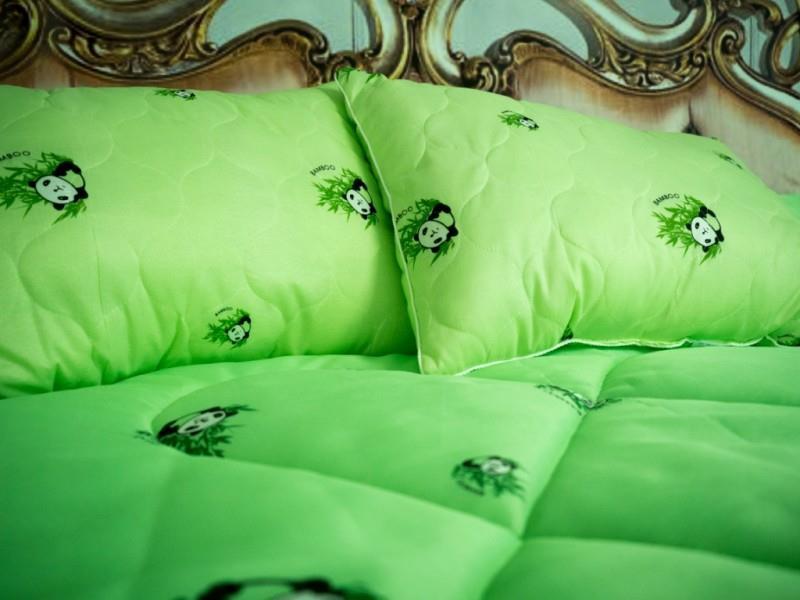 бамбуковые подушки фото