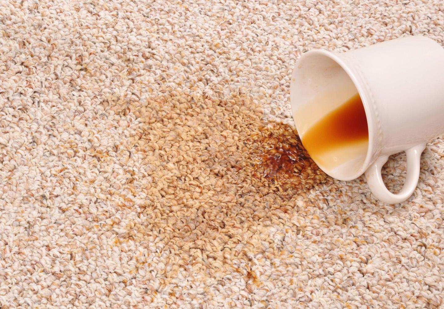 чай для ковра