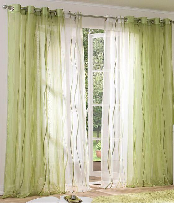 дизайн тюля со шторами
