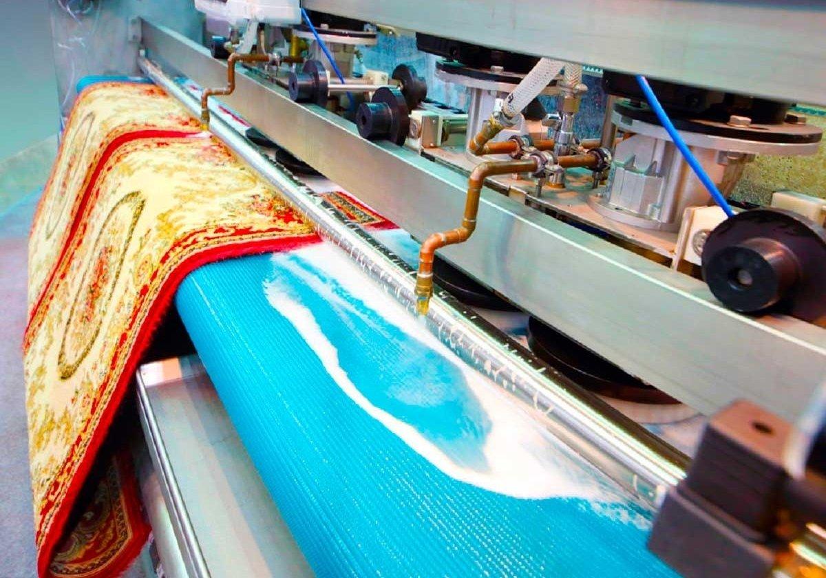 химчистка для ковров
