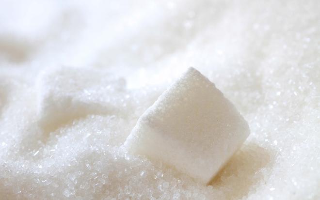 накрахмалить салфетку сахаром