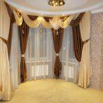 Как правильно и красиво вешать тюль и шторы декор