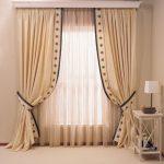 Как правильно и красиво вешать тюль и шторы декор фото