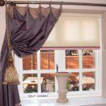 Как правильно и красиво вешать тюль и шторы дизайн фото