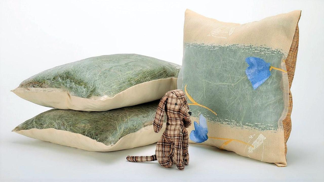наполнитель для подушки из трав