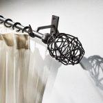металлические настенные карнизы декор идеи
