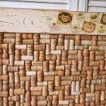 коврик из пробок фото интерьер