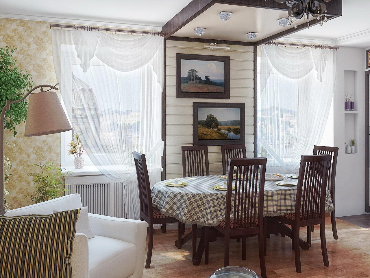 ламбрекены для кухни дизайн интерьер