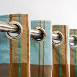 металлические карнизы для штор фото
