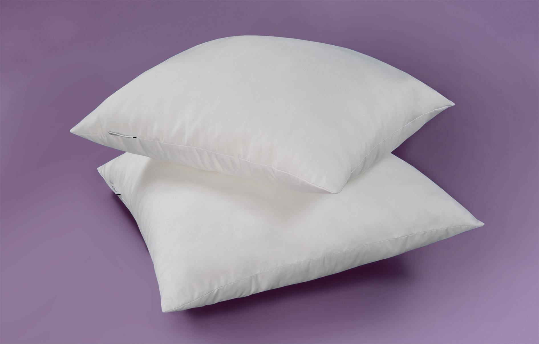 подушка холлофайбер виды