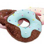 подушка пончик декор фото