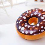 подушка пончик фото видов