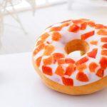 подушка пончик фото виды
