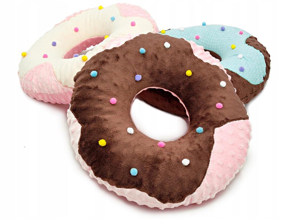 подушка пончик фото