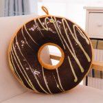 подушка пончик идеи фото