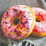 подушка пончик идеи оформление