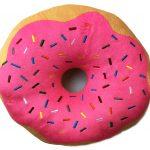 подушка пончик дизайн фото