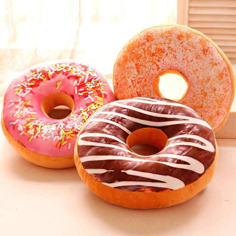 подушка пончик своими руками фото дизайн