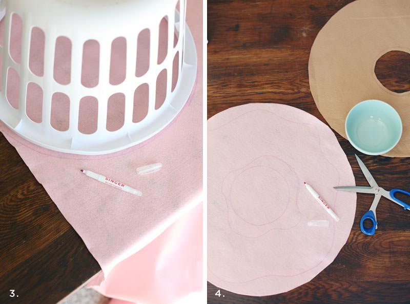 подушка пончик своими руками идеи дизайна