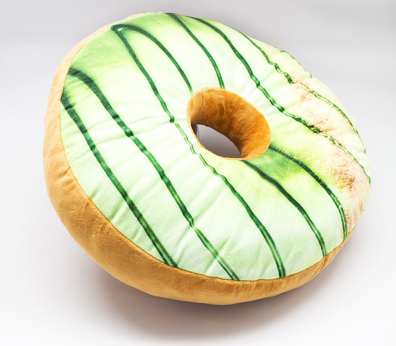 подушка пончик своими руками идеи фото
