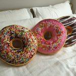 подушка пончик виды оформления