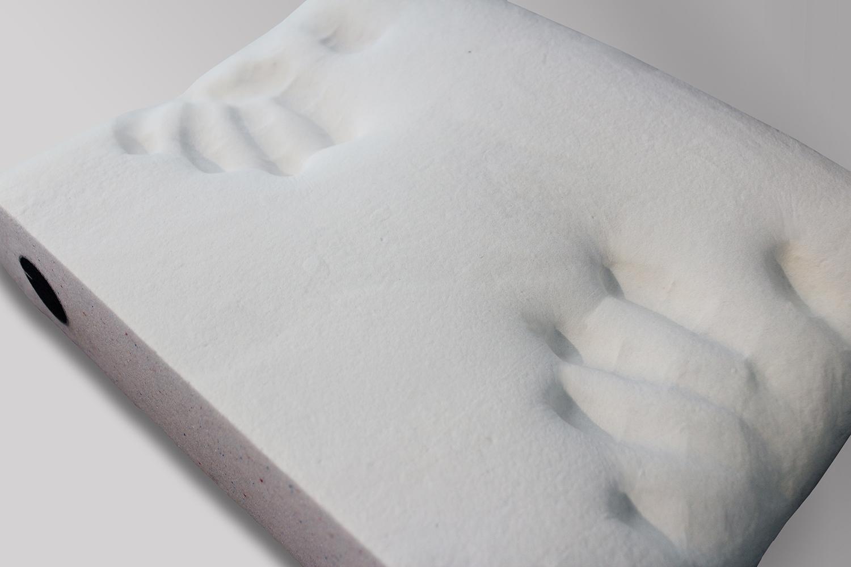подушка с эффектом памяти дизайн фото