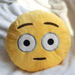подушка смайлик фото дизайн