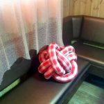 подушка узел фото оформления