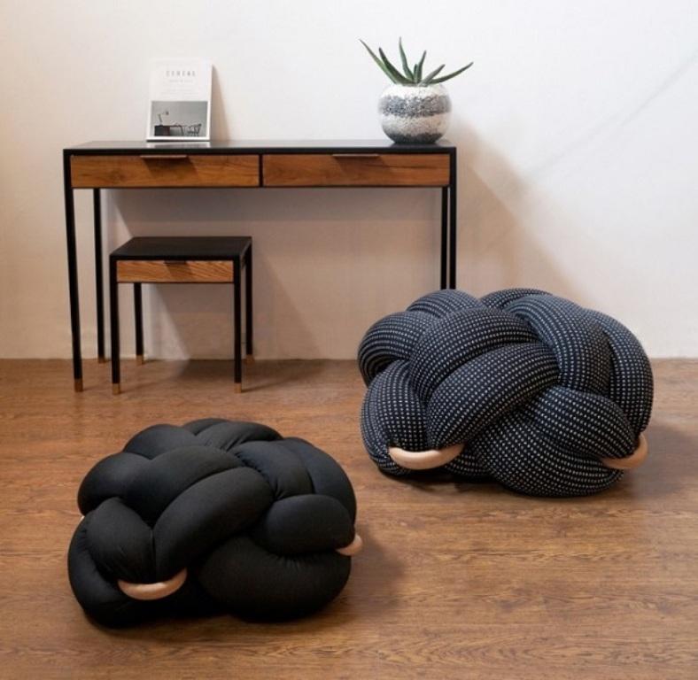 подушка узел оформление идеи