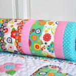 подушка валик идеи фото