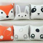 подушки игрушки дизайн